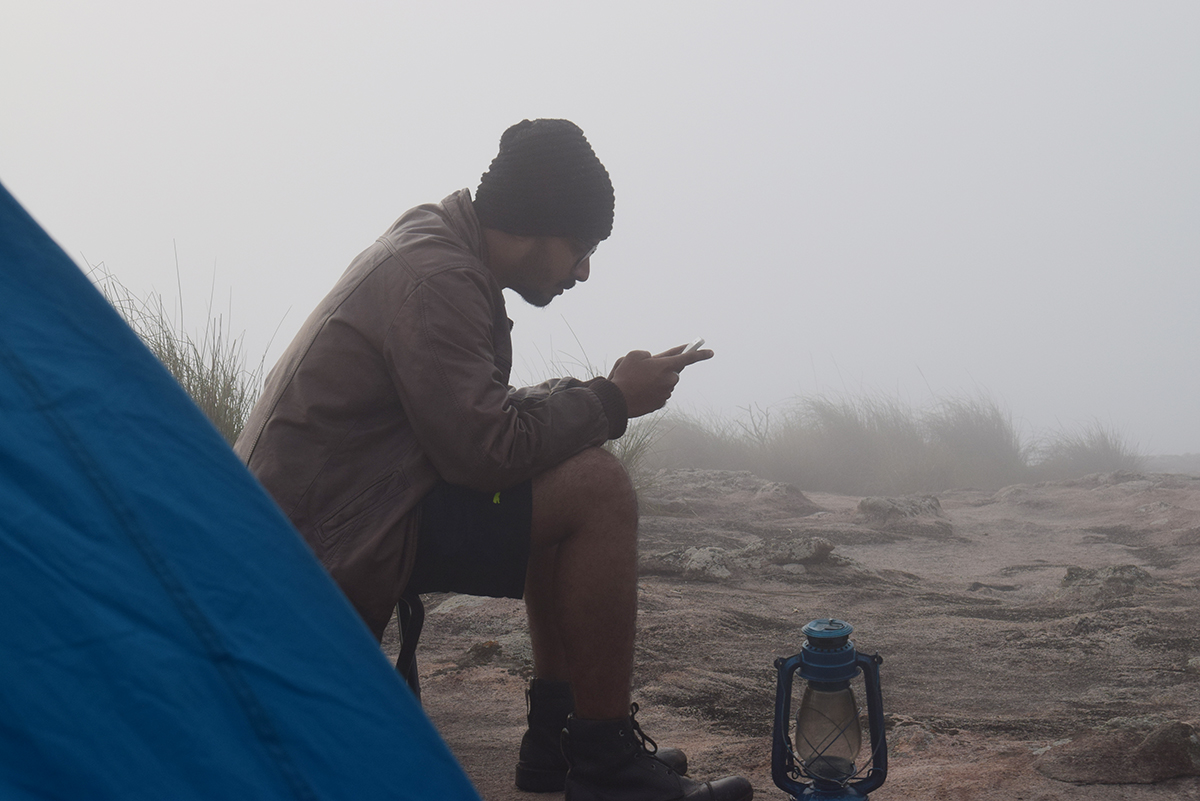 Camping in Munnar, Vagamon, Wayanad and Tamil Nadu