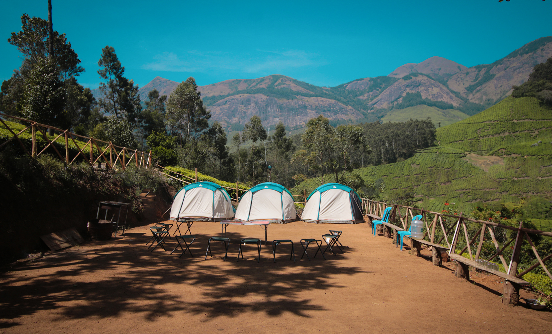 Meeshapuli Valley Camp