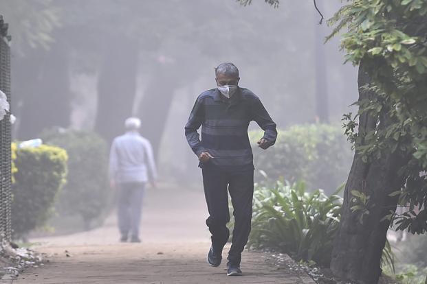 Delhiites doing outdoor activities
