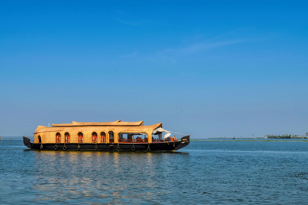 Alleppey. The Best Places To Visit In Kerala