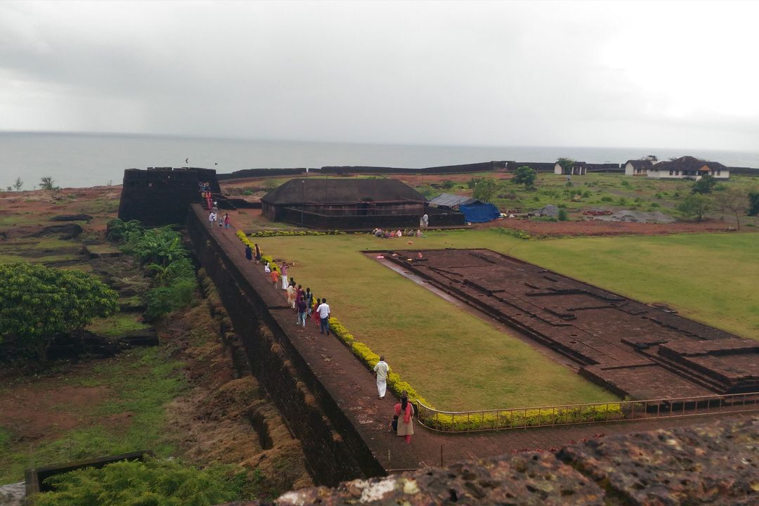 Bekal. The Best Places To Visit In Kerala