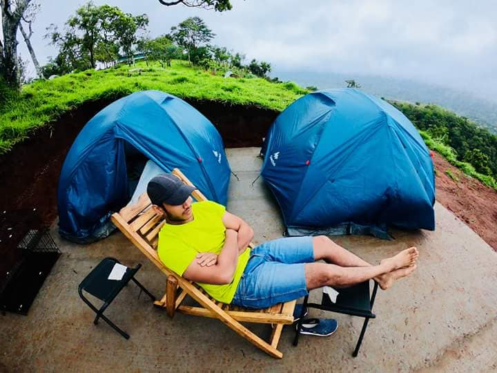 Risks of Camping. Experience Calmness at Cloudbed Camp Ramakkalmedu, Idukki