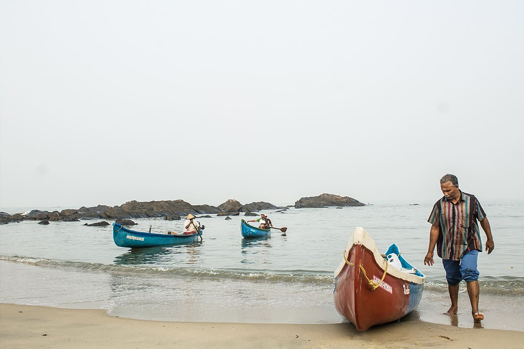 Kannur. The Best Places To Visit In Kerala