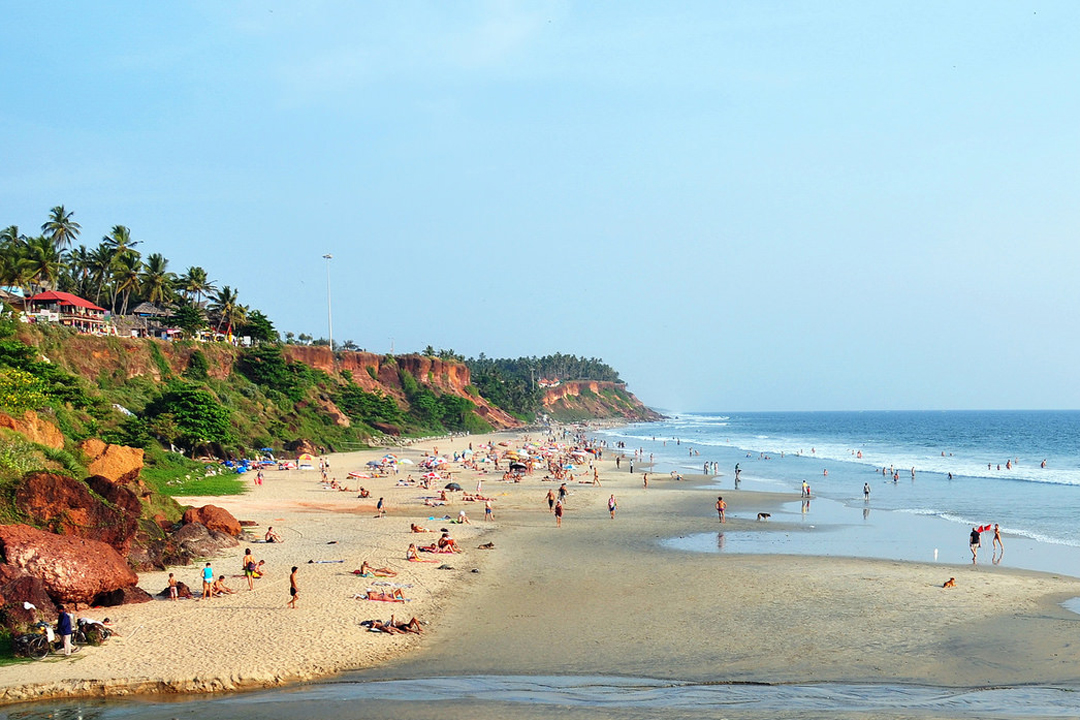 Varkala. The Best Places To Visit In Kerala