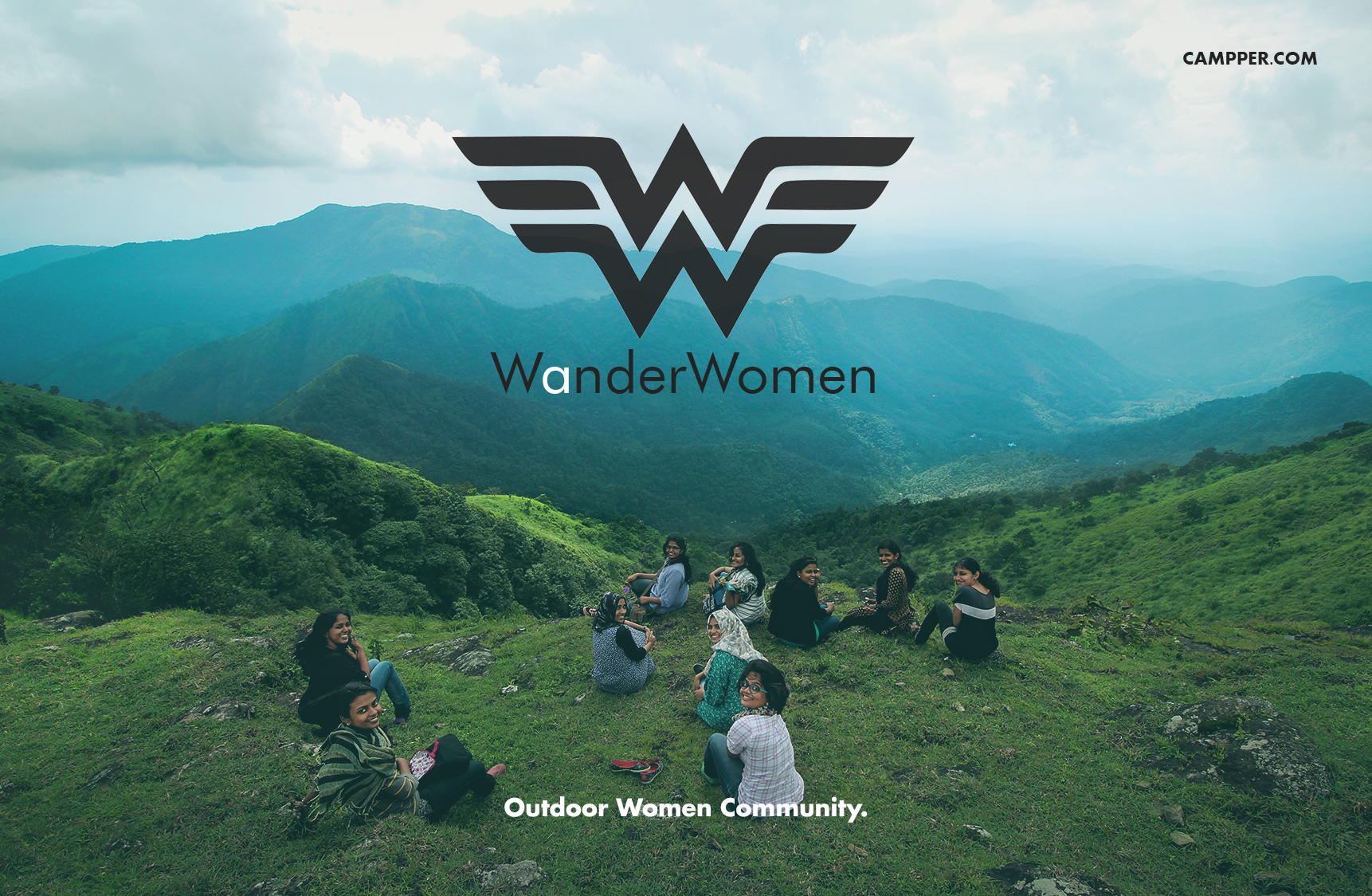 Wander Woman Community for Girls Camping
