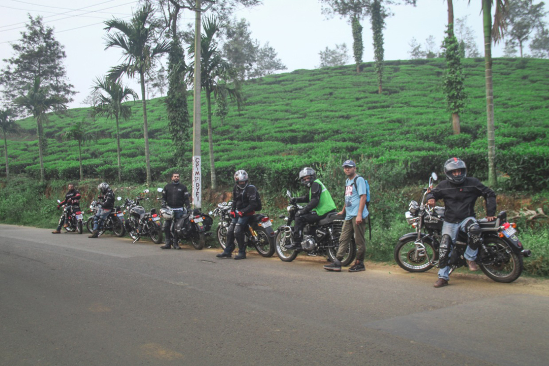 Pit-Stop. Riding Destinations In Wayanad. Arrow Hill Camp