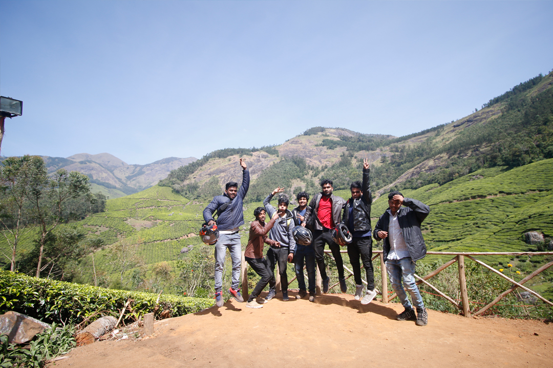 Meeshapuli Valley Camp Suryanelli Munnar. Riding Destinations In Kerala