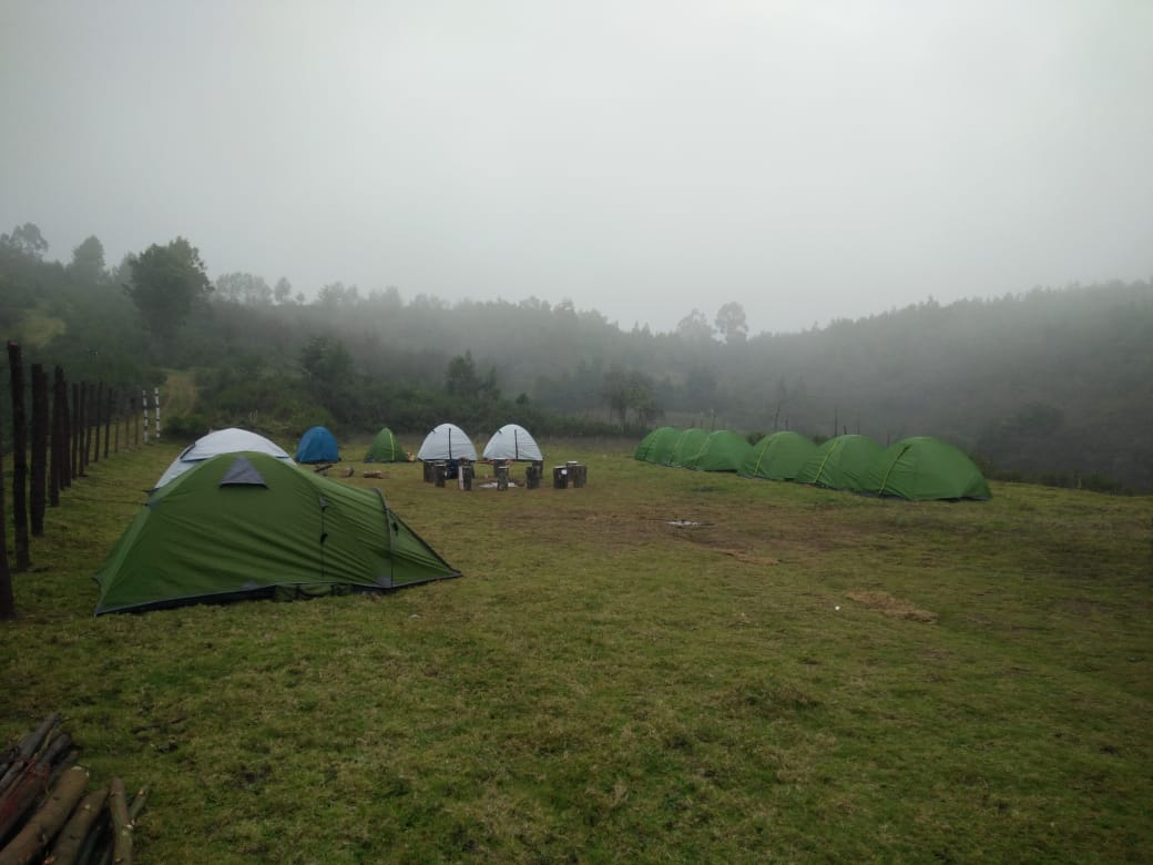 Camp & Trek Kodaikanal. Summer