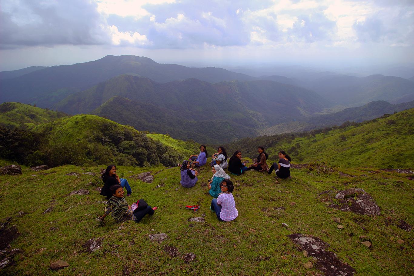 An All Girls Trip To Kerala - Campper