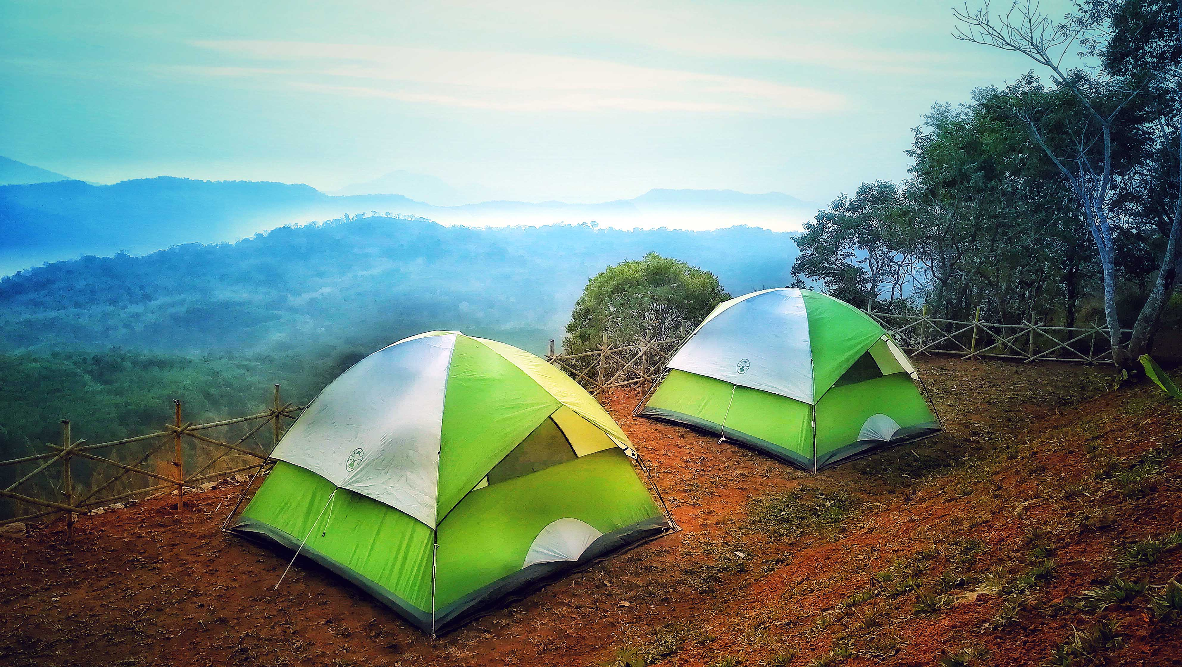 Munnar Base Camp