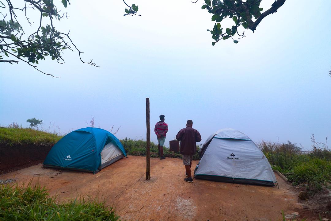 Pongal at Cloudbed Camp, Ramakkalmedu, Idukki