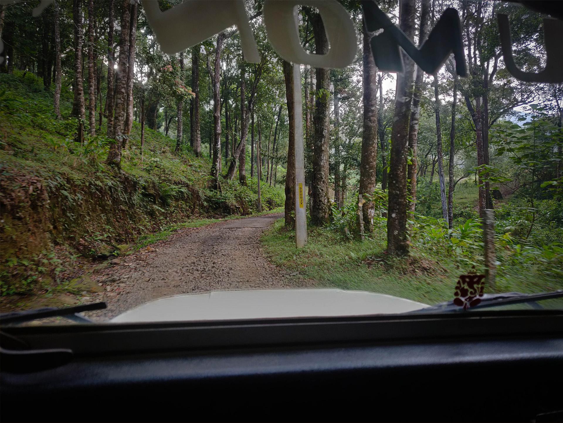 Camping near Bangalore. Way to Wild Hush 900 Kandi