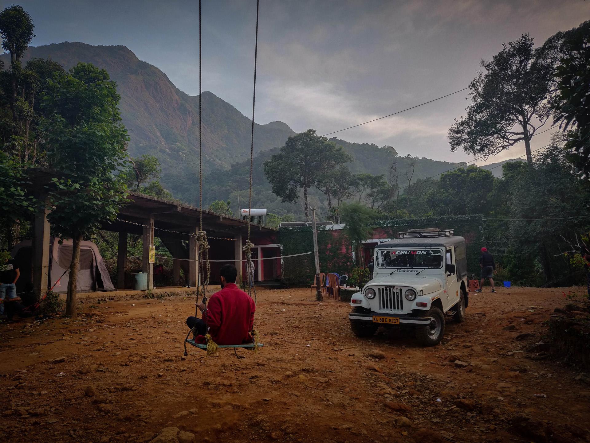 Risks of Camping. Secured Camping at Wild Hush 900 Kandi, Wayanad