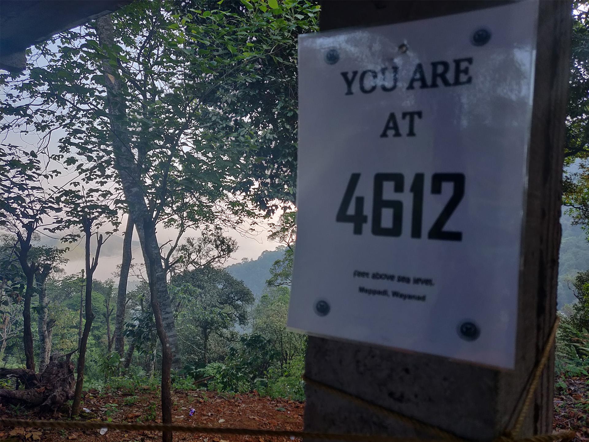 Camping near Bangalore. Wild Hush 900 Kandi at 4612ft.