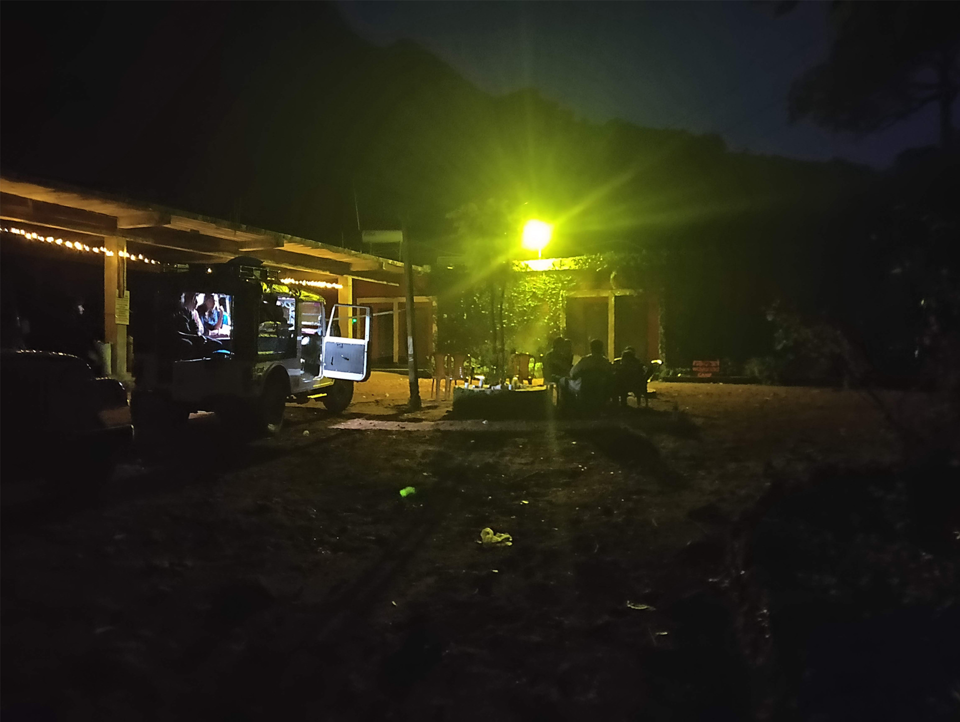 Camping near Bangalore. Wild Hush 900 Kandi Campground