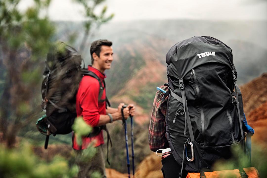 Trekking Bag. Camping Accessories