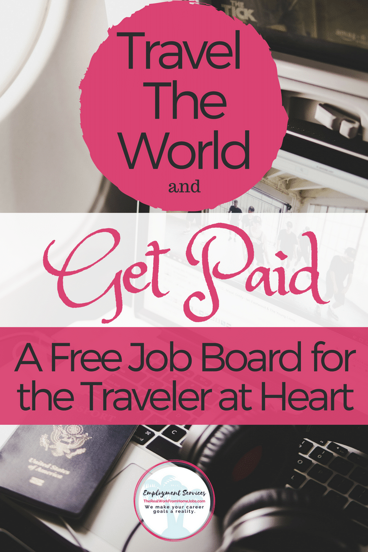 Contests And Job Roles. Travel Tips. What If Travelling Was Free?