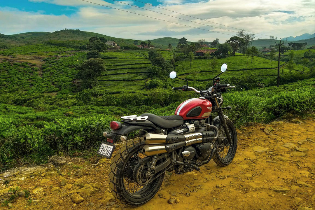 Urumbi Hill Camp Vagamon. Riding Destinations In Kerala