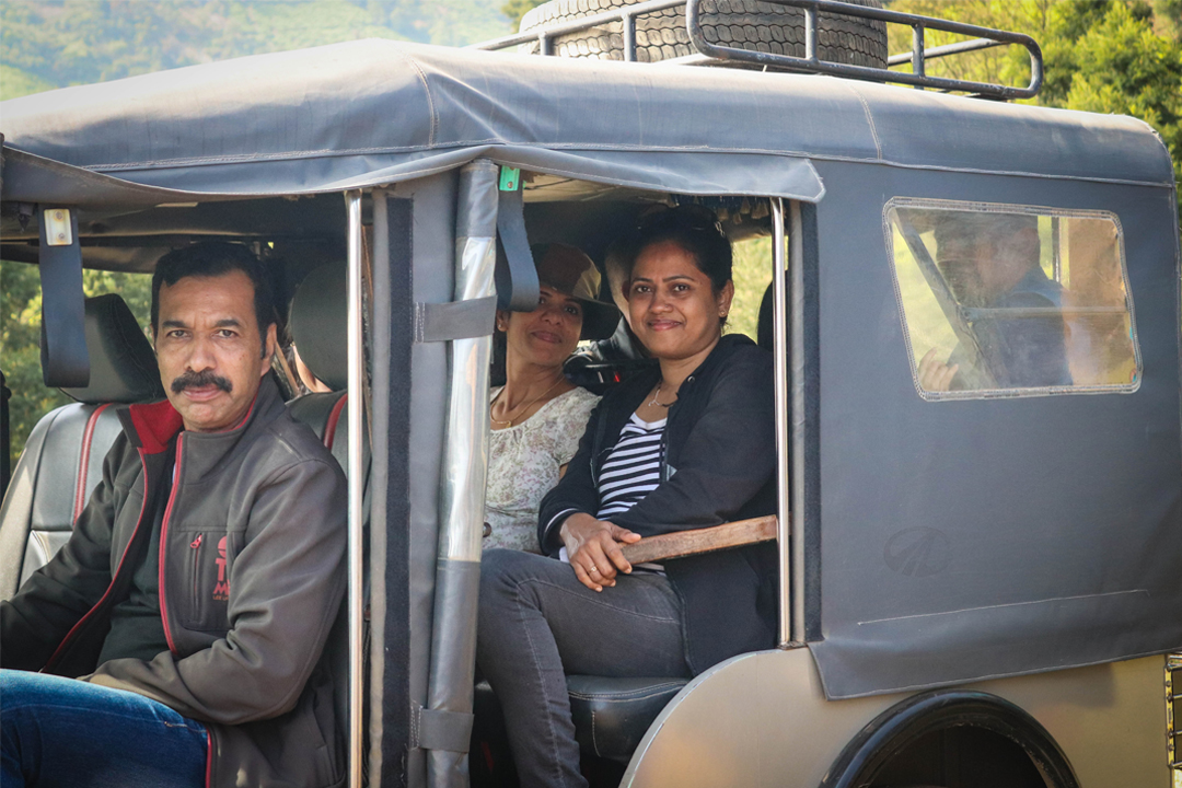Camping In Munnar. Jeep Ride. Camp Woody Suryanelli