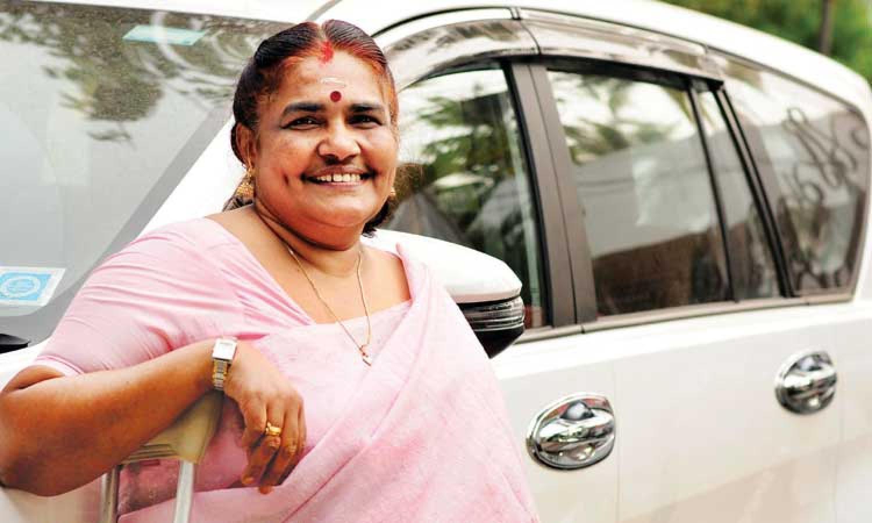Women's Day. Radhambika S. Inspire Others