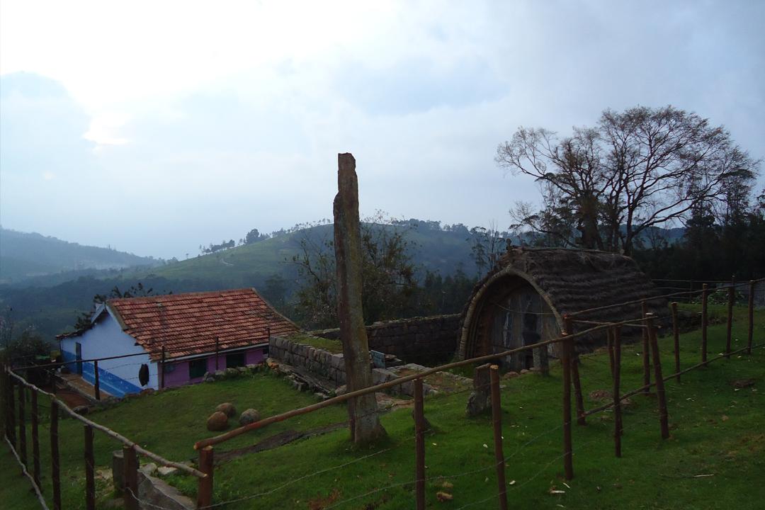 Toda Village at Kodanad