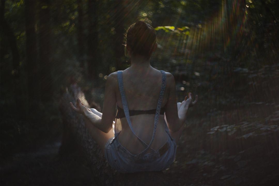 Mental detox in nature